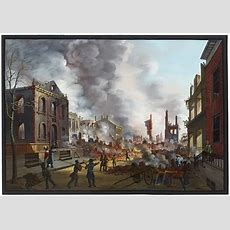 The Great Fire Of 1835 Devastated Lower Manhattan, 181 Years Ago Today 6sqft