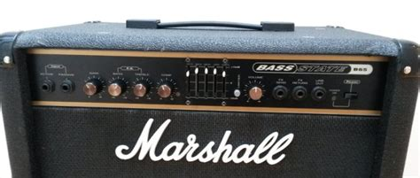 Marshall Bass State B65 Amp For Sale In Phibsborough