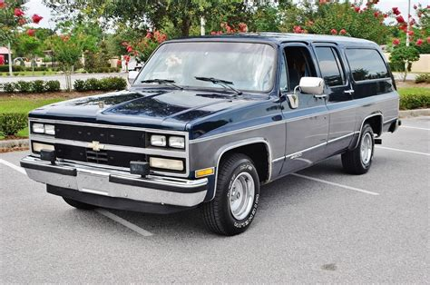19731991 Chevygmc Suburban Year Comparisons