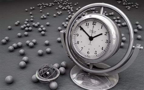 Free Animated Clock Wallpaper For Desktop - digital clock wallpaper for desktop wallpapersafari