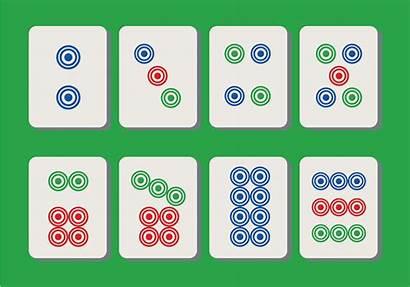 Mahjong Vector Clipart Graphics