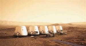 The second-round draft Mars One selected as an astronaut ...