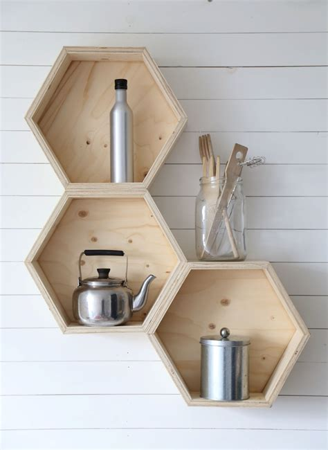 4 Fantastically Creative Wooden Shelves And Racks Hand
