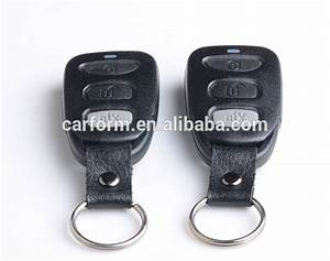 Safety Driving Universal Remote Car Alarm One Way Car