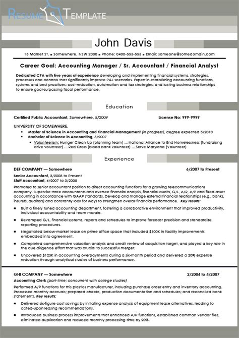 get the right clerical resume template for you
