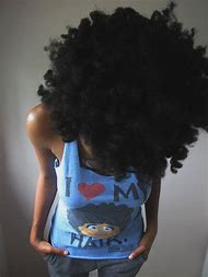 I Love My Natural Hair