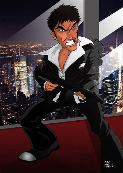 Gangster Cartoon Gangsta Wallpapers Animated Cool Gangsters