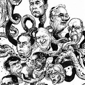 RETIRING: The Bore of Babylon - The Art of Molly Crabapple