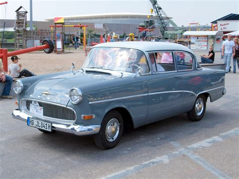 1959 Opel Olympia Information And Photos Momentcar