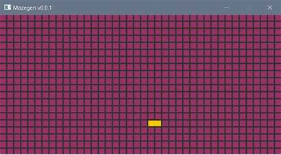 Generation C3r Maze Algorithm Archipelago Simple Visualization