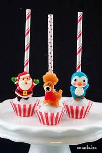 Easy Christmas Cake Pops