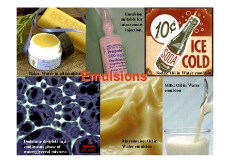 emulsion cuisine emulsion