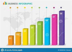 Bar Chart Graph Diagram Statistic Business Annual Report