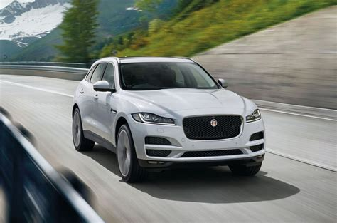 2016 Jaguar F-Pace revealed - full pictures and details ...