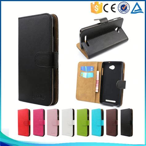cheap phone cases cheap phone cases for vodafone smart prime 6 pu leather