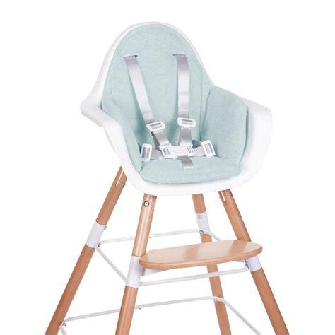 chaise haute bebe fille assise chaise haute évolutive vert amande childwood design