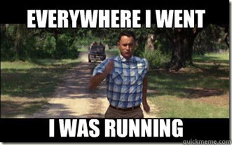 Forrest Gump Memes Everywhere I Went I Was Running Forrest Gump Quickmeme