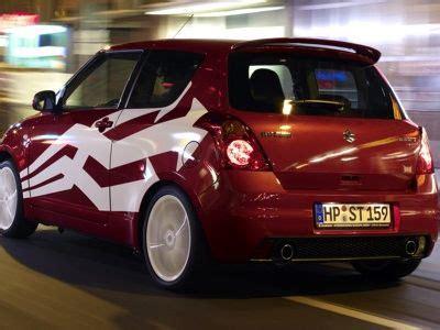 Suzuki Swift Sport Beat Exklusiver Miniflitzer Als
