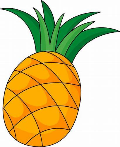 Clipart Fruit Single Piece Clip Pineapple Clipground