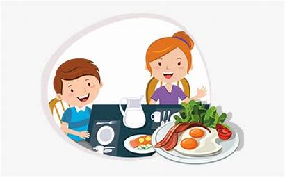 Healthy Eating Clipart Eat Foods Meal Transparent