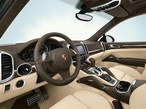 porsche inside 2014 porsche cayenne price photos reviews features
