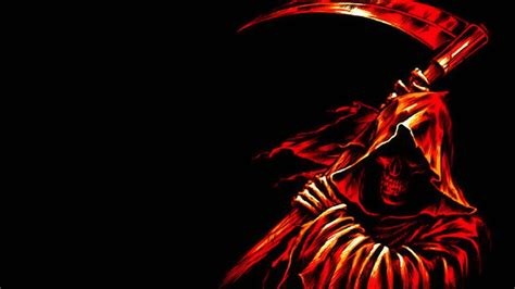 10 Top Red Grim Reaper Background Full Hd 1080p For Pc