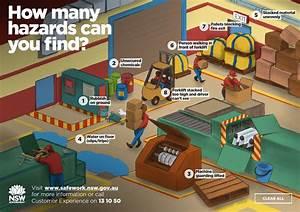 Interactive Safety Hazard Diagrams