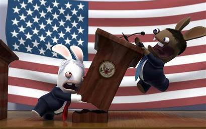 Funny Wallpapers Comedy Very Rabbids Raving Rayman
