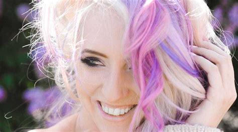 grau gefärbte haare gefδrbte haarspitzen