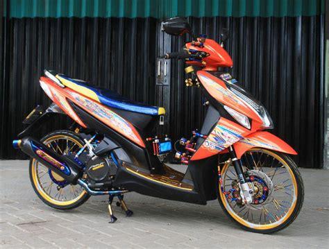 Vario 110 Thailook Style by Honda Vario 110 08 Serang Tak Perlu Foreplay Mainkan