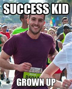 SUCCESS MEME GROWN UP image memes at relatably.com