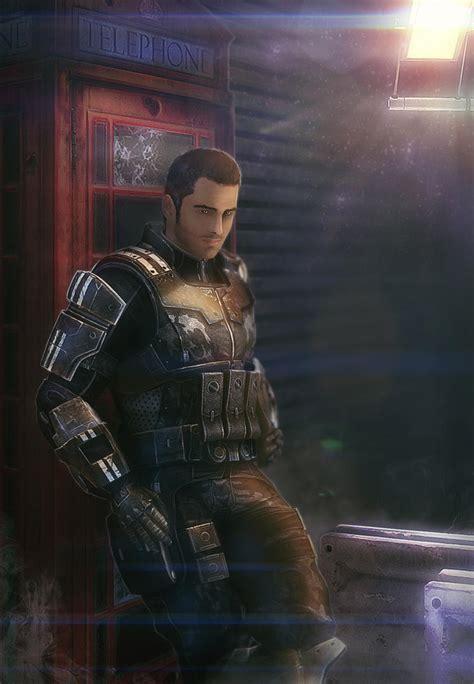 My Mass Effect World Kaidan Alenko