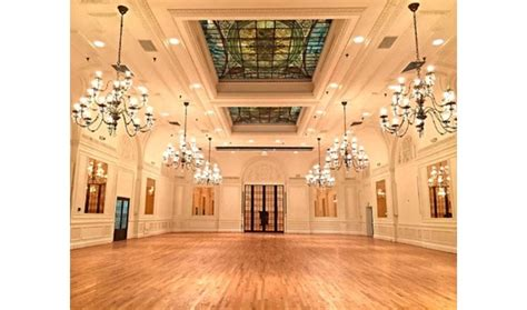 elegant ballroom  palm court  los angeles