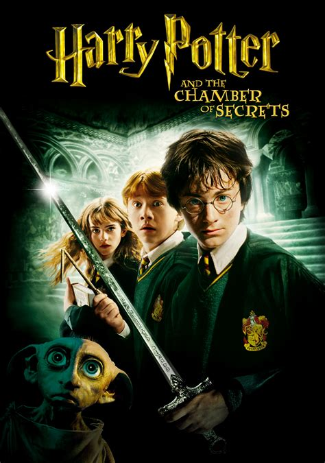 Harry Potter The Chamber Of Secrets Movie  Movie Search