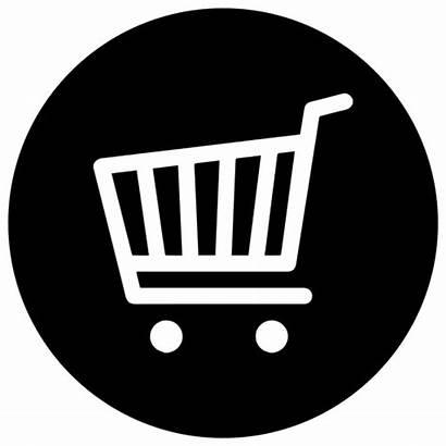Compras Shopping Icono Icon Transparent Servicio Symbol