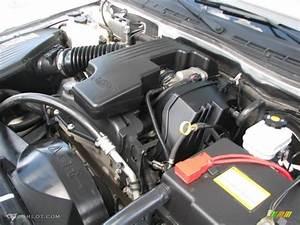 2006 Chevrolet Colorado Extended Cab 2 8l Dohc 16v Vvt Vortec 4 Cylinder Engine Photo  39882636
