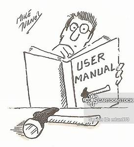 User Manual Cartoons And Comics
