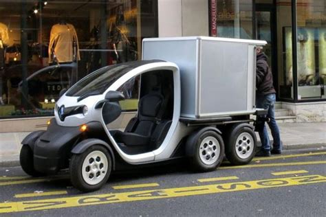 siege scooter occasion renault twizy delivery concept utilitaire urbain