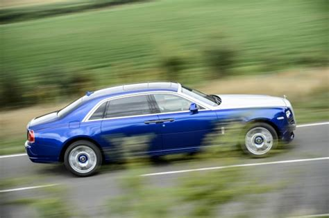 2017 Rolls-royce Ghost Review, Ratings, Specs, Prices, And