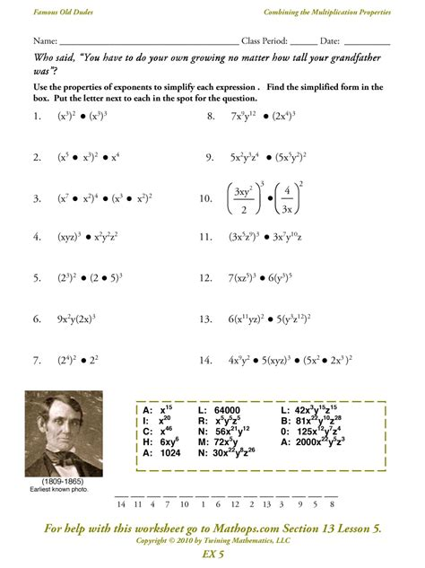 exponential functions word problems worksheet pdf word