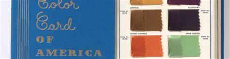 color standards color standards color association us