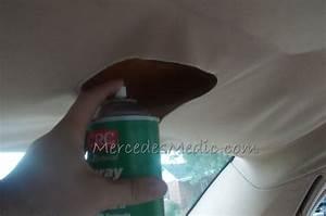 Headliner Material Falling Down  Roof Sagging  U2013 Mb Medic