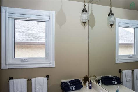 choosing   bathroom window option  ecoline windows