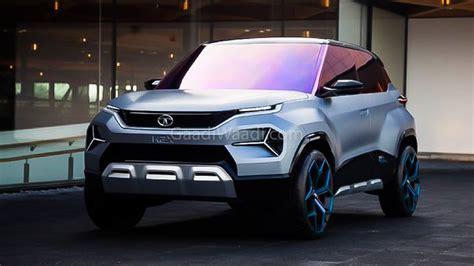 Tata Hornbill Concept Makes Wild Entry Into 2019 Gims As H2x