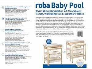 Roba Bade Wickel Kombi : preisvergleich roba bade wickelkombination 39 baby pool 39 wickeltisch willbilliger ~ Sanjose-hotels-ca.com Haus und Dekorationen