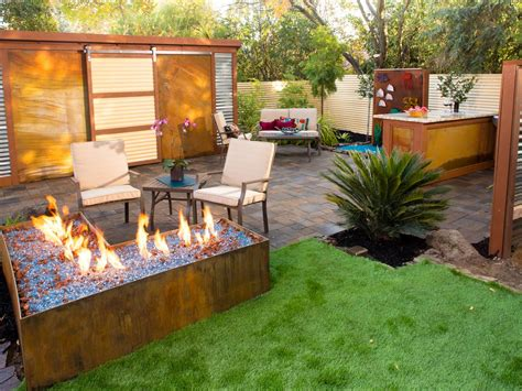 back yard ideas yard crashers diy