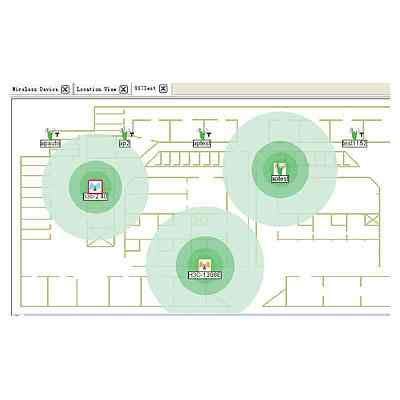 redes hp imc wireless service manager software module