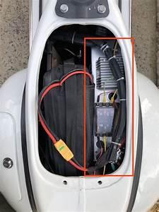 Modern Vespa   1961 Electric Vbb