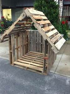 pallet dog house plans unique stylish pallet dog houses With how to build a dog house out of pallets