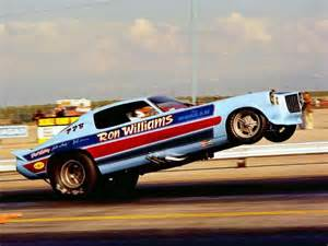 Old School Drag Racing Funny Cars